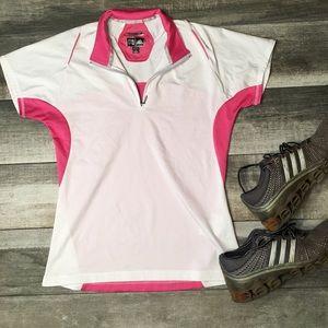{Adidas} golf shirt top